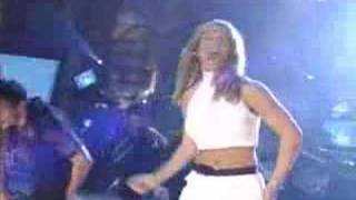 Britney Spears Crazy + Sometimes LIVE VOCALS!