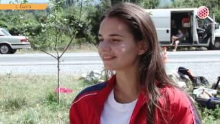 В Северной Осетии проходят съемки сериала «Скалолазка»