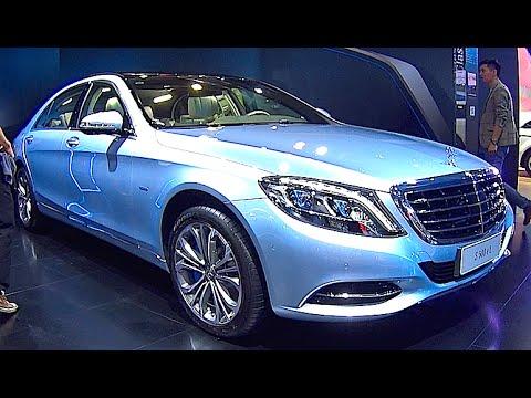 New Mercedes S500 El 2016 2017 4matic Luxury Sedan Interior Exterior Video You