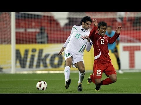 Iraq vs Iran: AFC Asian Cup 2011 (Full Match)