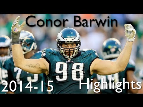 "Connor Barwin ""Jack of All Trades"" 