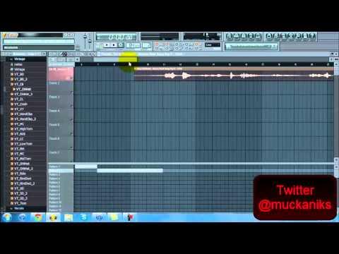 Lil Wayne - 6 Foot 7 Foot Instrumental Tutorial FL Studio