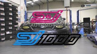 S & J 1000 Subaru Time Attack car   4K
