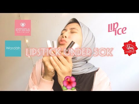 rekomendasi-lipstick-warna-natural-under-50.000-by-anisa-nh-channel