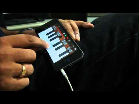 IPhone GarageBand | Matargashti | Tamasha | Instrumental Cover | Listen With Headphones