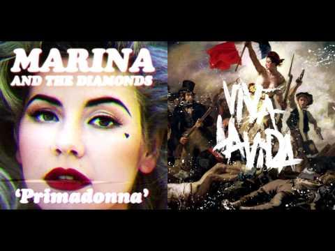 Marina & the Diamonds v. Coldplay - Violet Bitch