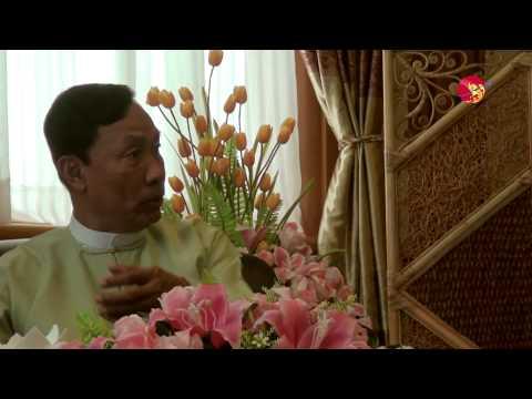 U Shwe Mann Interview (part-2)
