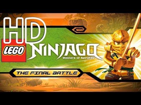 Lego Ninjago Masters of Spinjitzu The Final Battle