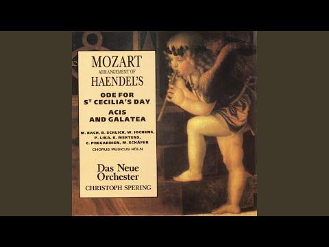 Aci, Galatea e Polifemo, Act II, HWV 72: X. Wretched Lovers (Chorus) (Arr. by Wolfgang Amadeus...