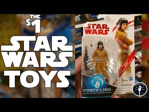 The $1 Star Wars Toys