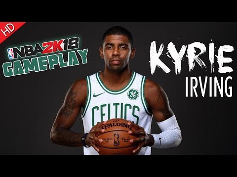 NBA 2K18 (Cleveland Cavaliers VS Boston Celtics) Kyrie Irving (HD) PC Gameplay