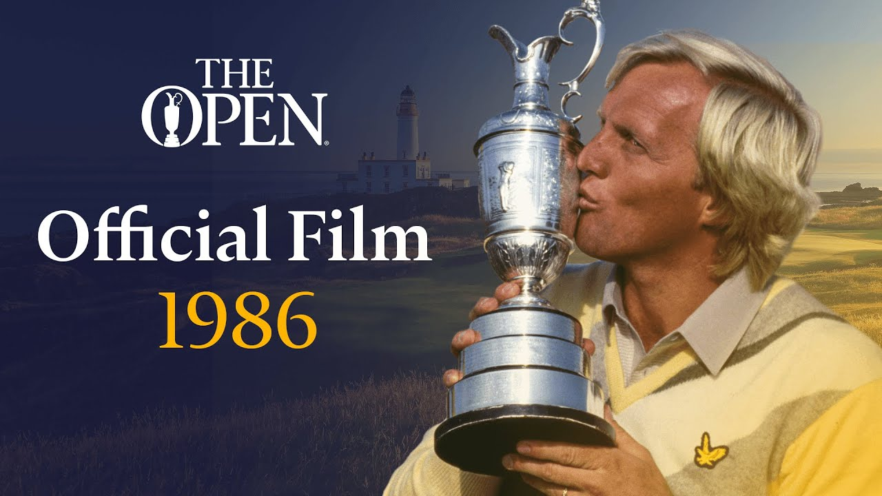 Greg Norman wins at Turnberry | The Open Official Film 1986