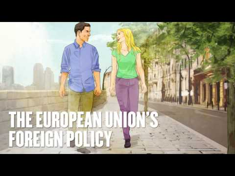 EU Global Strategy - Foreign policy matters to you