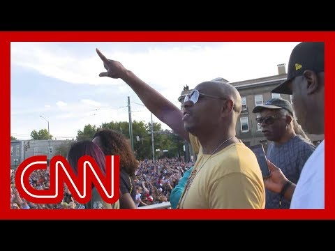 Dave Chappelle's message