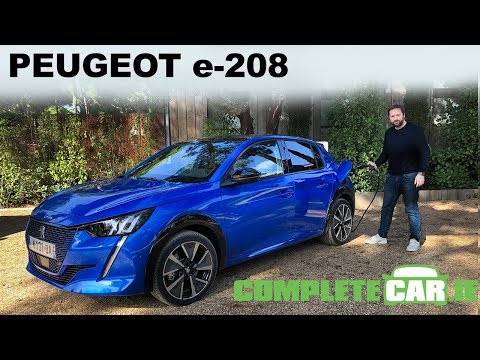 Peugeot e-208 | An ideal first electric car?