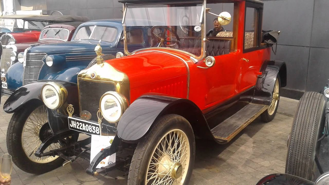 Vintage Classic Cars Show At Sofitel Hotel Bandra Bkc Mumbai