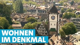 Wohnen extrem im Freiburger Schwabentor