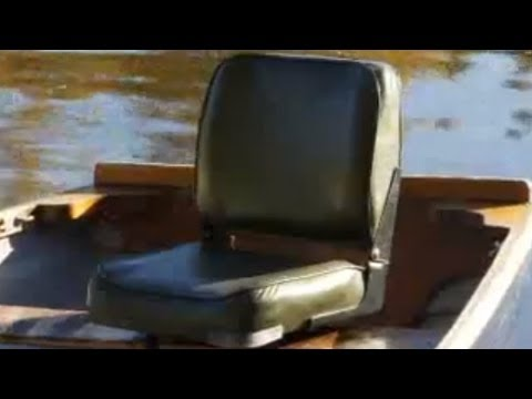 TLD Fishing Boat Seat from Fishtec