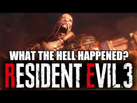What The Hell Happened To Resident Evil 3: Remake?