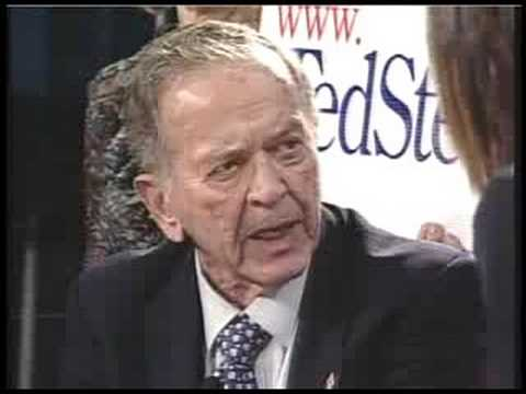 Ted Stevens' Primary Night Interview