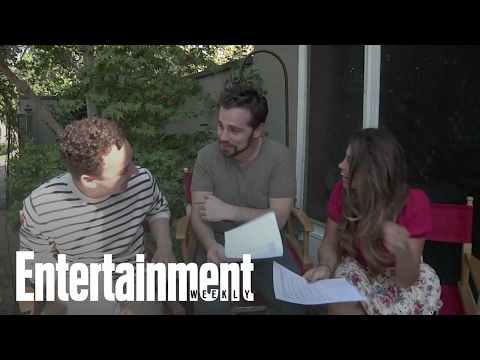 Boy Meets World: Danielle Fishel, Ben Savage & Rider Strong Play Who Said It?  Entertainment Weekly