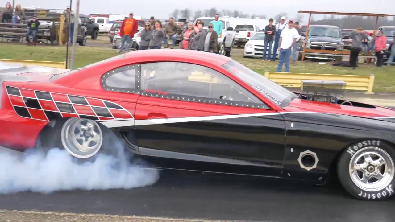 Mustang Mike In Unpredictable Making One Fast Test Hit Memphis - Mustangs of memphis car show