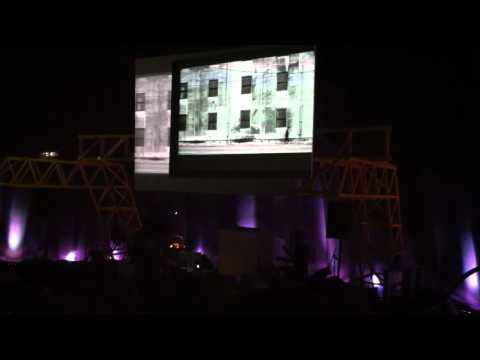 North by Northwest Festival 2011: The Moi Non Plus performing Eraserhead (2)