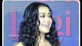 Neha Kakkar Singing live at Yaad Piya ki Aane lagi Song Success Celebration