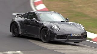 BEST of Industry Pool Nurburgring -  RS Q8, Taycan, 992 Turbo S, AMG GT 63 S..