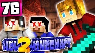 Minecraft: How 2 Minecraft! (Season Two) 'ALI & VIKK'S GRAVE?' Episode 76 (Minecraft 1.8 SMP)