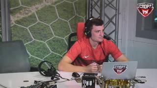 Роман Зобнин в гостях у Спорт FM. 08.05.2017