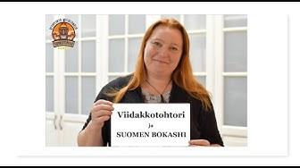 Viidakkotohtori - Bokashi saapui Suomeen
