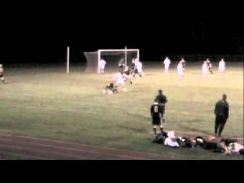 Pat Conlon Soccer Highlights Video 2010