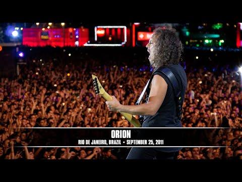 Metallica - Orion (MetOnTour - Rio de Janeiro, Brazil - 2011) Thumbnail image