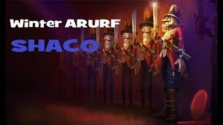 Winter ARURF Shaco Gameplay   PBE   LoL