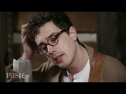 Born Ruffians (Luke Lalonde) at Paste Studio NYC live from The Manhattan Center