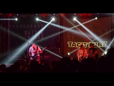 Tacit Fury- The Death Metal Squad from Moscow, Russia- Live at Thundermarch, NIT Silchar