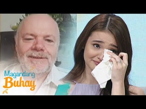 Magandang Buhay: Kira Is Touched With Her Popshie's Message