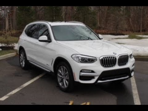 2018 BMW X3 30i Full Review/Test Drive