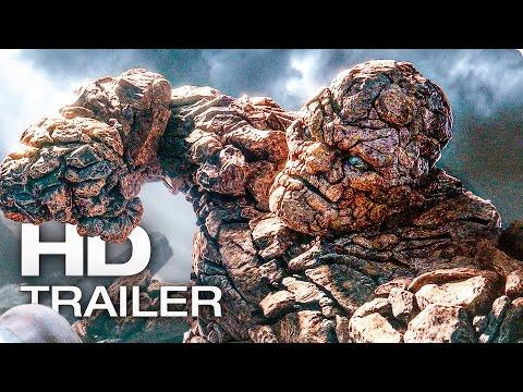 FANTASTIC FOUR Trailer German Deutsch (2015)