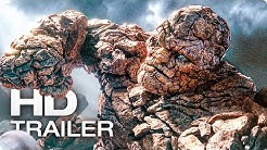 FANTASTIC FOUR Trailer German Deutsch (2015)