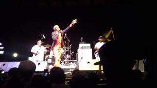Anthony B --Striving @Bayfront Reggae Festival 2012
