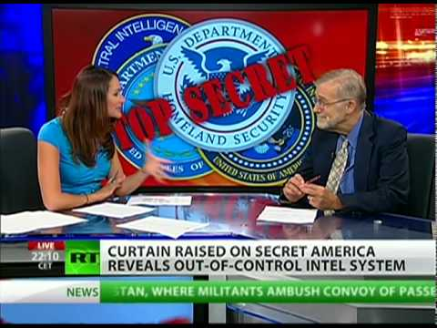 CIA out-of-control?