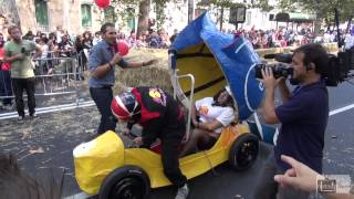 CRAZY RED BULL SOAPBOX RACE TORINO 2014