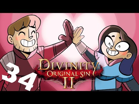 Married Stream! Divinity: Original Sin 2 - Episode 34