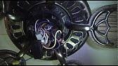 Ceiling Fan Wiring Diagram installation - YouTube on
