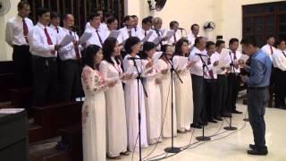 Ode To Joy...Ca đoàn Phạt Tạ Thánh Tâm, 22/11/2014.