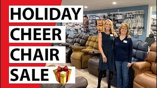 Holiday Cheer Chair Sale!!