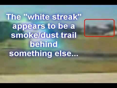FBI Footage Missile Hits The Pentagonavi