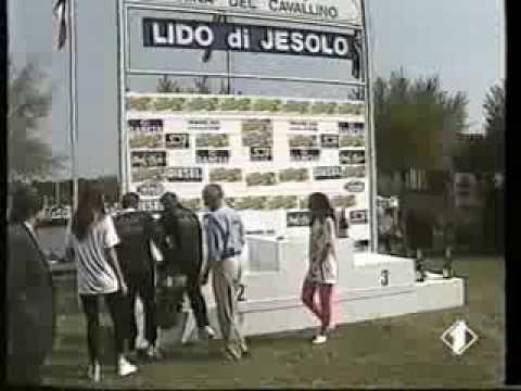 Offshore gara di Jesolo 1990